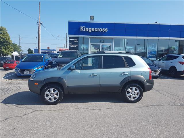 2005 Hyundai Tucson Gl V6 At 6888 For Sale In Scarborough