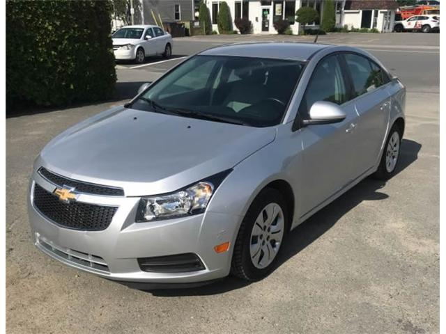 2014 Chevrolet Cruze 1LT (Stk: 1806279) in Waterloo - Image 1 of 2