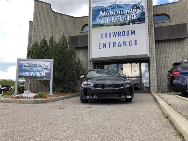 2018 Kia Stinger GT Limited (Stk: 8ST6663) in Calgary - Image 1 of 8