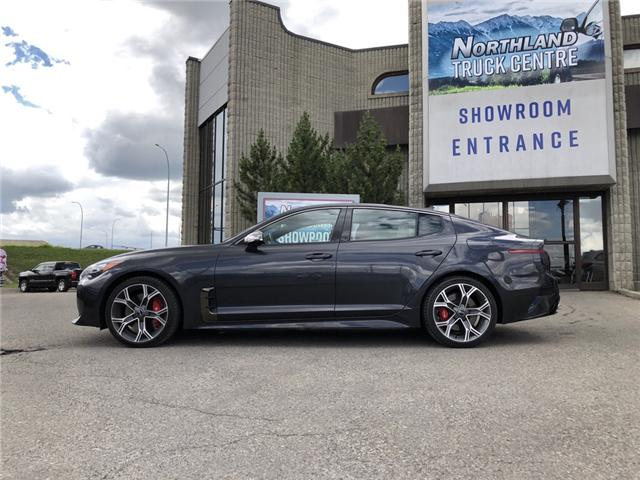 2018 Kia Stinger GT Limited (Stk: 8ST6663) in Calgary - Image 2 of 8
