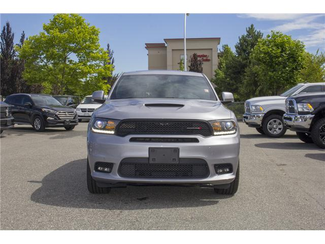 2018 Dodge Durango R/T (Stk: EE892200) in Surrey - Image 2 of 27