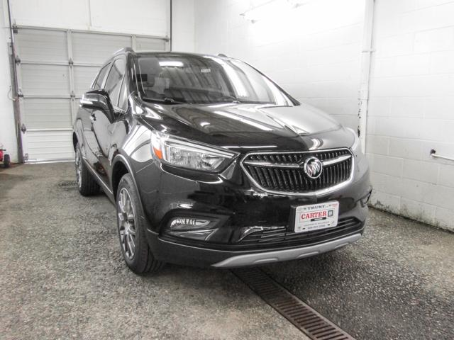 2018 Buick Encore Sport Touring (Stk: E8-01260) in Burnaby - Image 2 of 7