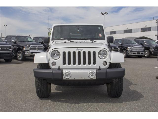 2015 Jeep Wrangler Unlimited Sahara (Stk: J863964A) in Surrey - Image 2 of 28
