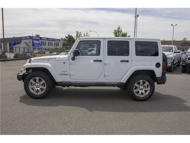 2015 Jeep Wrangler Unlimited Sahara (Stk: J863964A) in Surrey - Image 4 of 28