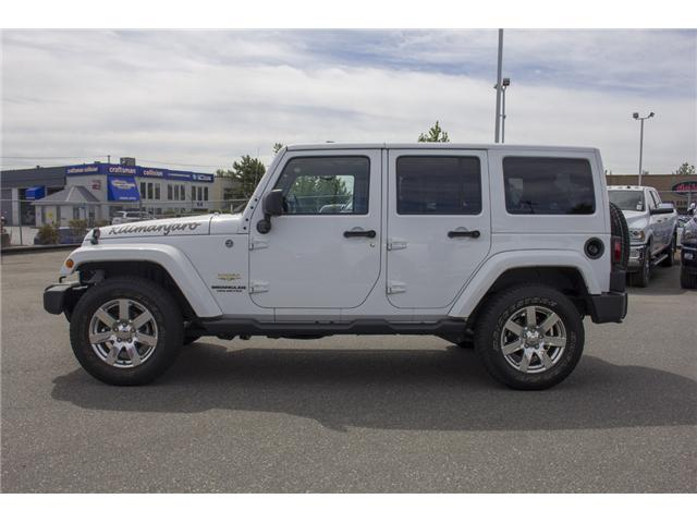 2015 Jeep Wrangler Unlimited Sahara (Stk: J863964A) in Surrey - Image 5 of 28