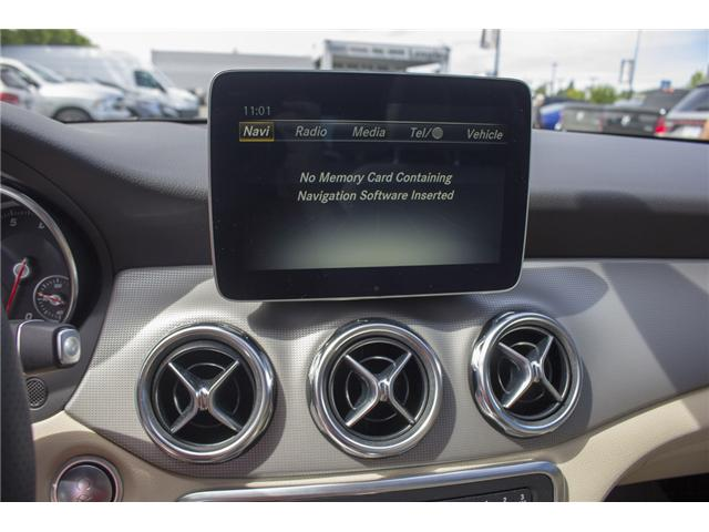 2018 Mercedes-Benz GLA 250 Base (Stk: J313154A) in Surrey - Image 22 of 27