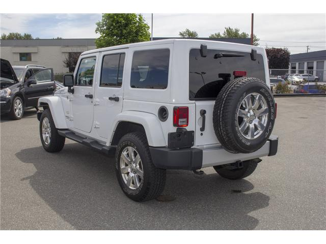 2015 Jeep Wrangler Unlimited Sahara (Stk: J863964A) in Surrey - Image 6 of 28