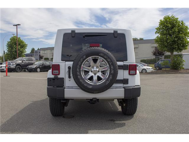 2015 Jeep Wrangler Unlimited Sahara (Stk: J863964A) in Surrey - Image 7 of 28