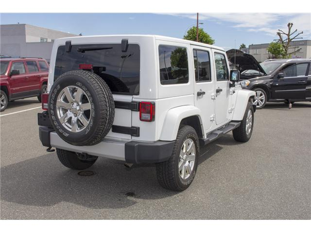 2015 Jeep Wrangler Unlimited Sahara (Stk: J863964A) in Surrey - Image 8 of 28