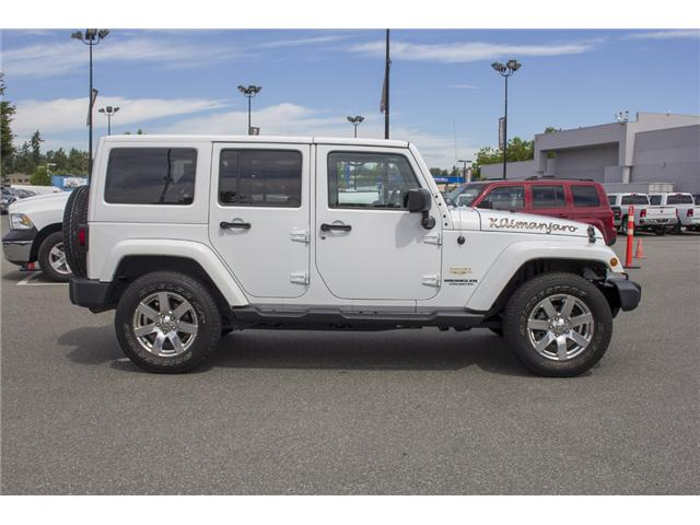 2015 Jeep Wrangler Unlimited Sahara (Stk: J863964A) in Surrey - Image 9 of 28