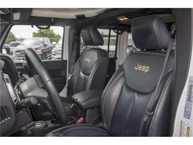 2015 Jeep Wrangler Unlimited Sahara (Stk: J863964A) in Surrey - Image 13 of 28