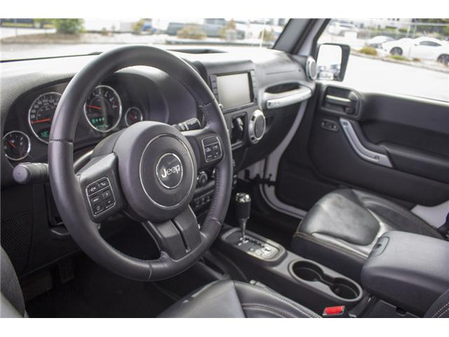 2015 Jeep Wrangler Unlimited Sahara (Stk: J863964A) in Surrey - Image 14 of 28