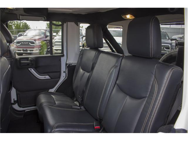 2015 Jeep Wrangler Unlimited Sahara (Stk: J863964A) in Surrey - Image 15 of 28