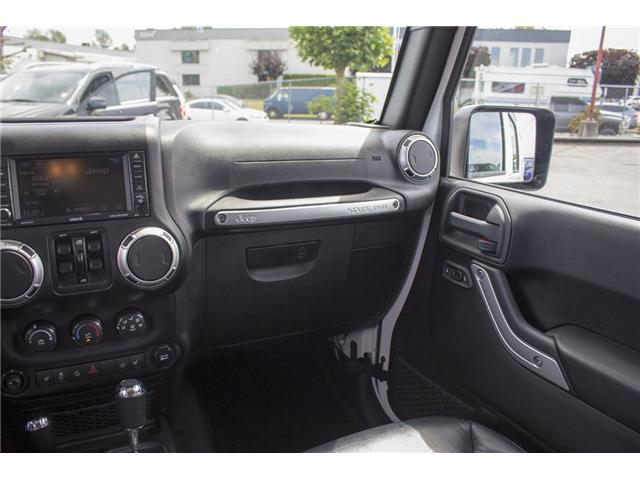 2015 Jeep Wrangler Unlimited Sahara (Stk: J863964A) in Surrey - Image 17 of 28