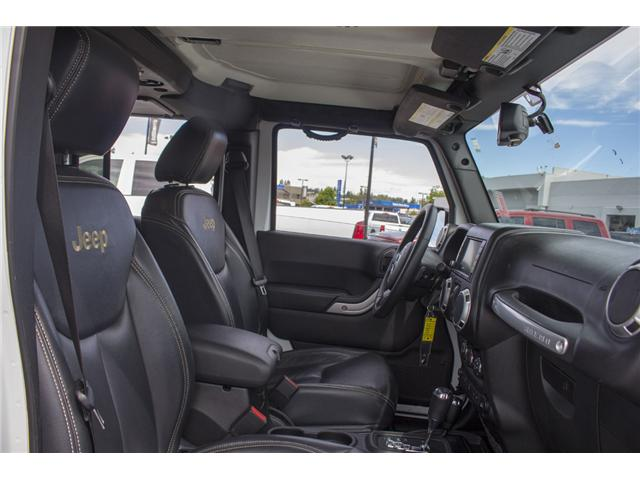 2015 Jeep Wrangler Unlimited Sahara (Stk: J863964A) in Surrey - Image 20 of 28