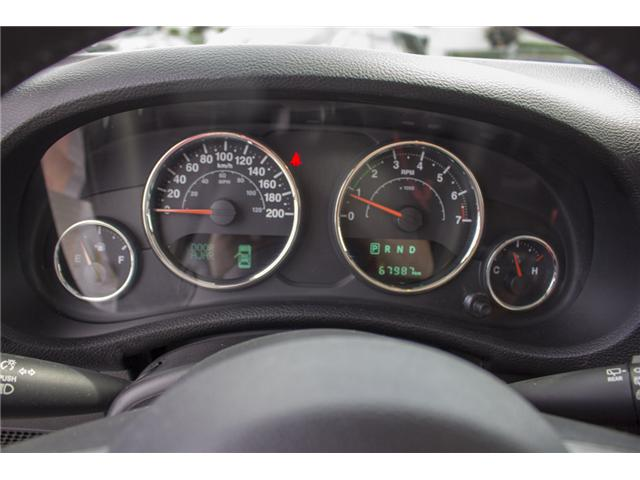 2015 Jeep Wrangler Unlimited Sahara (Stk: J863964A) in Surrey - Image 23 of 28