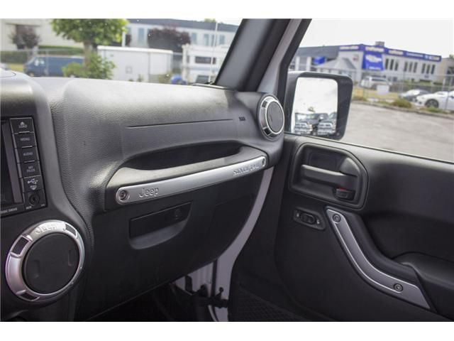 2015 Jeep Wrangler Unlimited Sahara (Stk: J863964A) in Surrey - Image 27 of 28