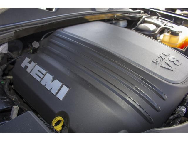 2011 Dodge Challenger R/T (Stk: J915153A) in Surrey - Image 10 of 25