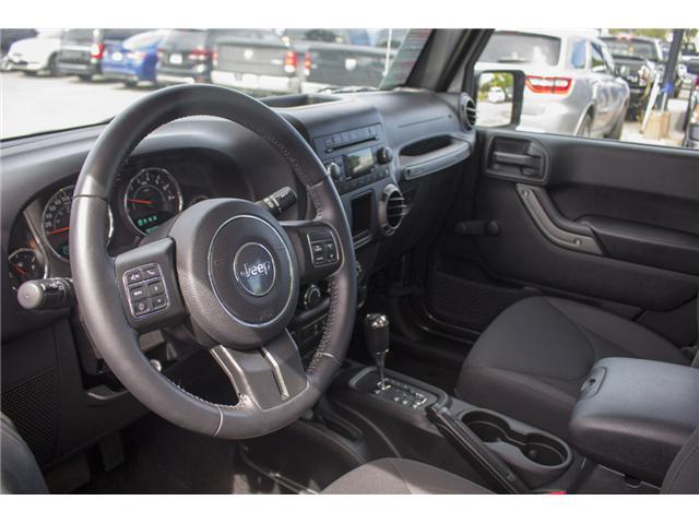 2017 Jeep Wrangler Sport (Stk: J203073A) in Surrey - Image 13 of 24