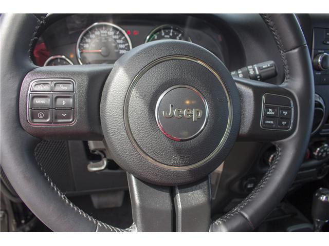 2017 Jeep Wrangler Sport (Stk: J203073A) in Surrey - Image 18 of 24