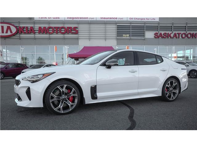 2018 Kia Stinger GT Limited (Stk: 38375) in Saskatoon - Image 1 of 16