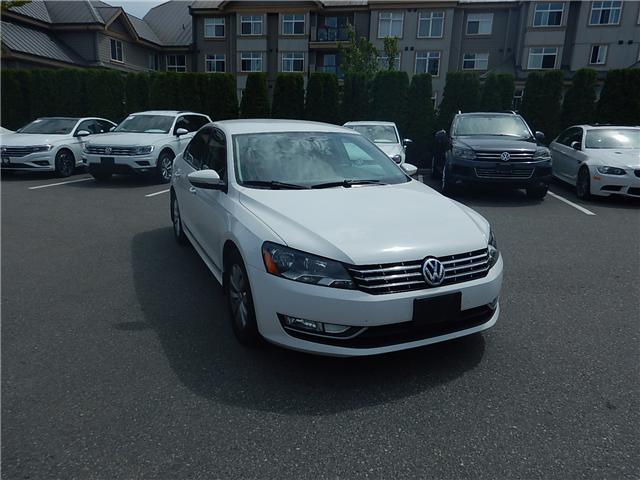 2012 Volkswagen Passat 2.0 TDI Trendline+ (Stk: VW0703A) in Surrey - Image 25 of 25
