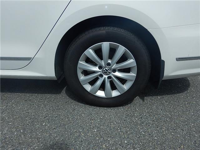 2012 Volkswagen Passat 2.0 TDI Trendline+ (Stk: VW0703A) in Surrey - Image 23 of 25