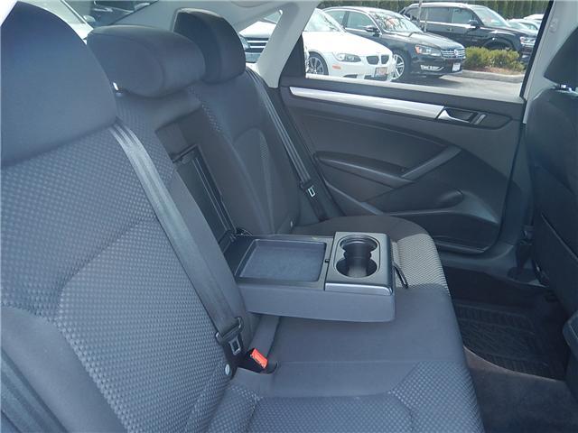 2012 Volkswagen Passat 2.0 TDI Trendline+ (Stk: VW0703A) in Surrey - Image 19 of 25