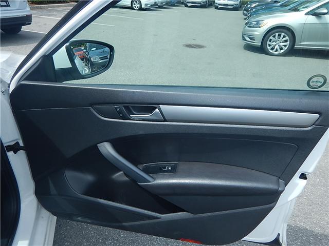 2012 Volkswagen Passat 2.0 TDI Trendline+ (Stk: VW0703A) in Surrey - Image 14 of 25