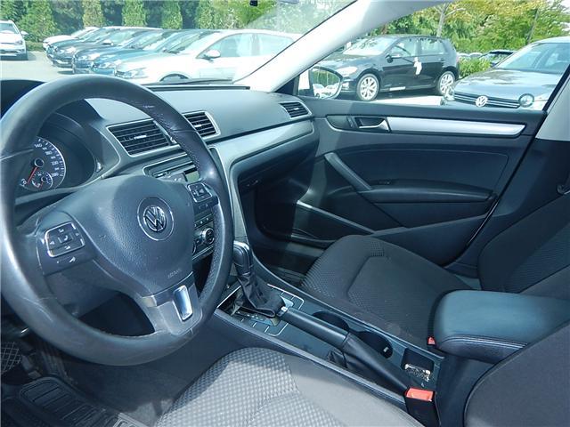 2012 Volkswagen Passat 2.0 TDI Trendline+ (Stk: VW0703A) in Surrey - Image 6 of 25