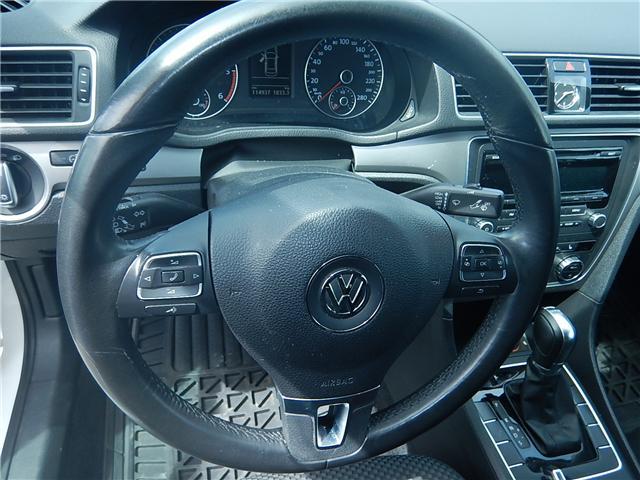 2012 Volkswagen Passat 2.0 TDI Trendline+ (Stk: VW0703A) in Surrey - Image 7 of 25