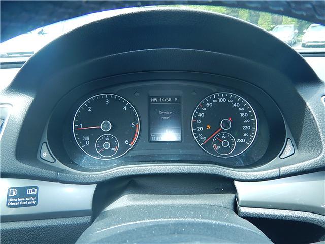 2012 Volkswagen Passat 2.0 TDI Trendline+ (Stk: VW0703A) in Surrey - Image 10 of 25