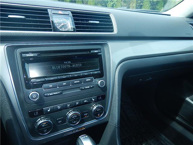 2012 Volkswagen Passat 2.0 TDI Trendline+ (Stk: VW0703A) in Surrey - Image 11 of 25