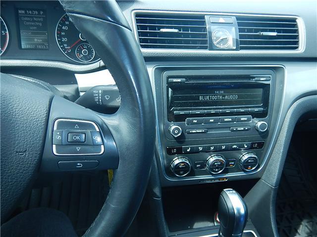 2012 Volkswagen Passat 2.0 TDI Trendline+ (Stk: VW0703A) in Surrey - Image 9 of 25