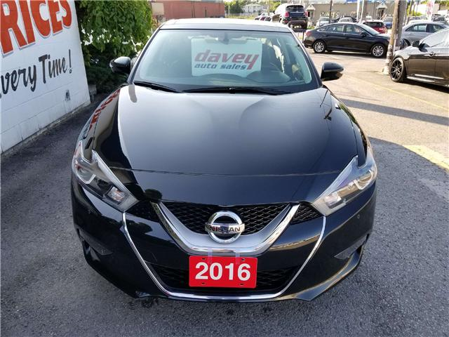 2016 Nissan Maxima SL (Stk: 18-405) in Oshawa - Image 2 of 19