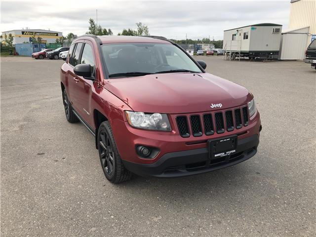 2012 Jeep Compass Sport/North (Stk: 15356A) in Thunder Bay - Image 1 of 17