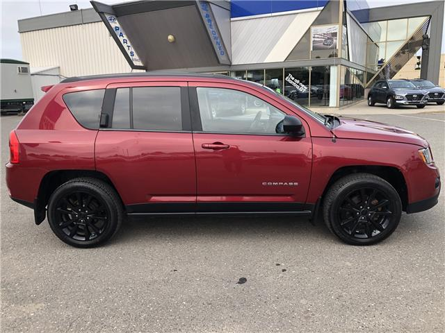 2012 Jeep Compass Sport/North (Stk: 15356A) in Thunder Bay - Image 2 of 17