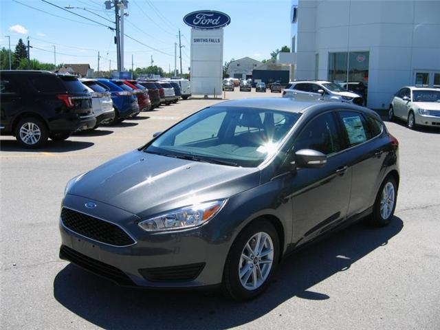 2018 Ford Focus SE (Stk: 18405) in Smiths Falls - Image 1 of 12