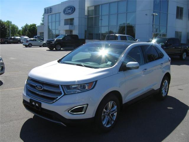 2018 Ford Edge SEL (Stk: 18408) in Perth - Image 1 of 12