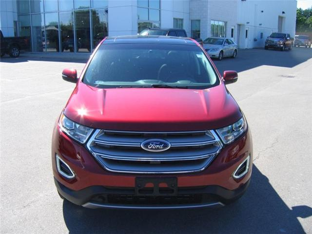2018 Ford Edge SEL (Stk: 18423) in Perth - Image 2 of 12