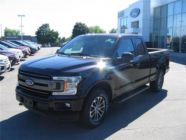 2018 Ford F-150 XLT (Stk: 18418) in Perth - Image 1 of 12