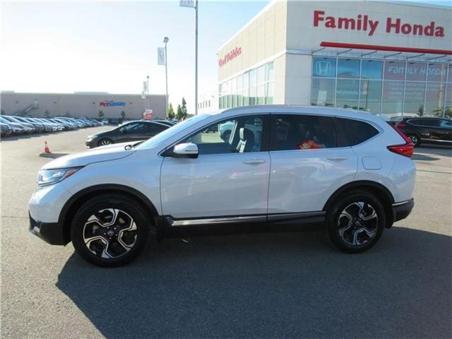 2017 Honda CR-V Touring, LIKE NEW! (Stk: 8504324A) in Brampton - Image 2 of 27