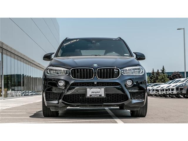 2015 BMW X5 M  (Stk: P12752AA) in Vaughan - Image 2 of 21