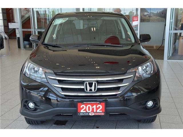 2012 Honda CR-V EX-L (Stk: 112352) in Milton - Image 2 of 39