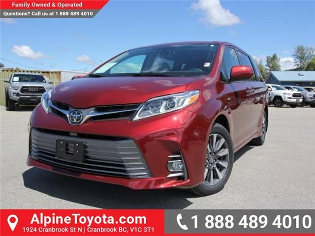 2018 Toyota Sienna  (Stk: S201604) in Cranbrook - Image 1 of 18