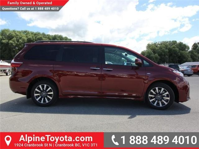 2018 Toyota Sienna  (Stk: S201604) in Cranbrook - Image 6 of 18