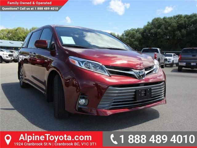 2018 Toyota Sienna  (Stk: S201604) in Cranbrook - Image 7 of 18