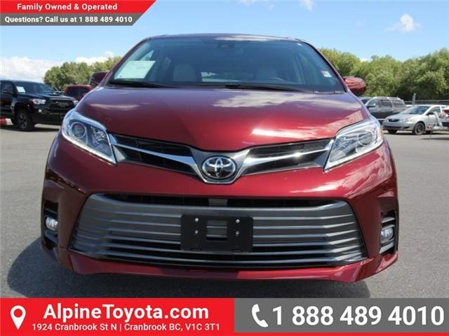 2018 Toyota Sienna  (Stk: S201604) in Cranbrook - Image 8 of 18