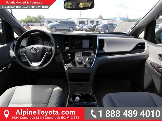 2018 Toyota Sienna  (Stk: S201604) in Cranbrook - Image 10 of 18