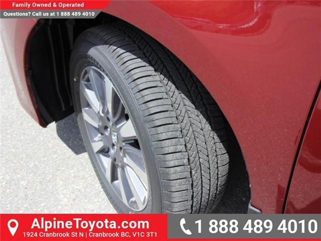 2018 Toyota Sienna  (Stk: S201604) in Cranbrook - Image 18 of 18